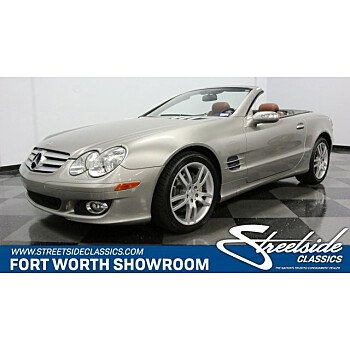 2007 Mercedes-Benz SL550 for sale 101046354